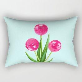 LOLLIPOP TULIPS Rectangular Pillow