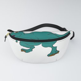 Rex design For Boys and Girls Graphic graphic Fanny Pack