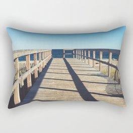 The Boardwalk Rectangular Pillow