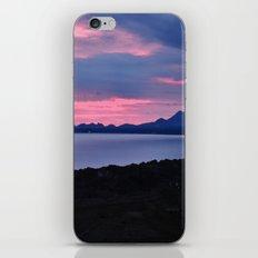 Harlech Sunset iPhone & iPod Skin