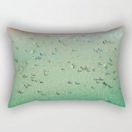 Bondi Boogie Rectangular Pillow