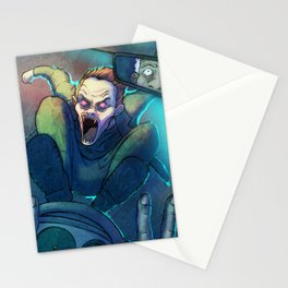 Blood Money: Jack Vamps Out Stationery Cards