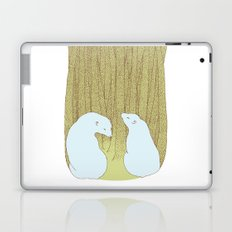bears in the forest Laptop & iPad Skin