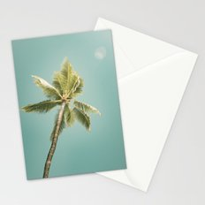 palm tree ver.summer 02 Stationery Cards