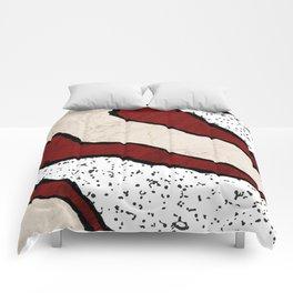 Turn Abstract Art 07 Comforters