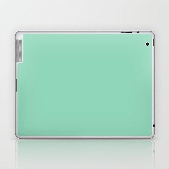Mint Green Laptop & iPad Skin