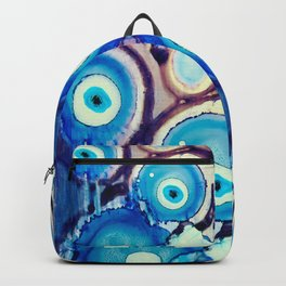 Evil Eye Tears Backpack