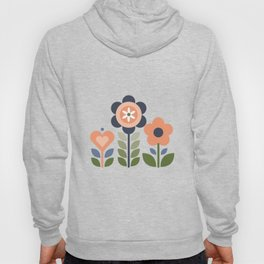 Flower Folk Hoody