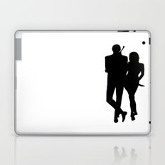 Double Oh.... Laptop & iPad Skin