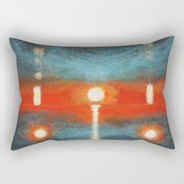 Reach for the Dead Rectangular Pillow