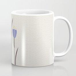 Minimal Bluebells Coffee Mug