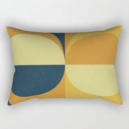 Geometry Games Rectangular Pillow
