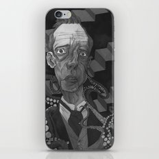 The Treasure of Abbot Thomas iPhone & iPod Skin