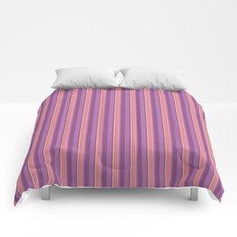 Flirty Burlesque Stripes Comforters
