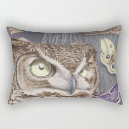 Keepers of Forbidden Knowledge Rectangular Pillow