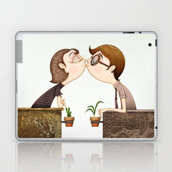 Beso Laptop & iPad Skin