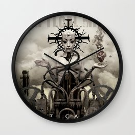 Skepticalized Wall Clock